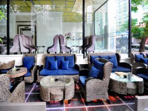 A&EM 280 Le Thanh Ton Hotel & Spa, Отели  Хошимин - big - 31
