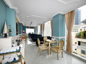 A&EM 280 Le Thanh Ton Hotel & Spa, Отели  Хошимин - big - 23