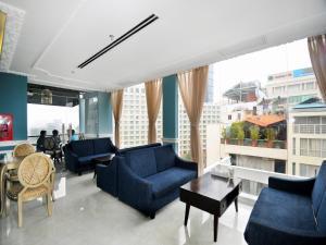 A&EM 280 Le Thanh Ton Hotel & Spa, Отели  Хошимин - big - 28