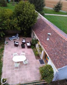 Gîte proche de Giverny