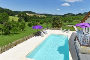 Castelmoron sur Lot Villa Sleeps 6 Pool WiFi