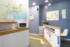 Maison du La Metro