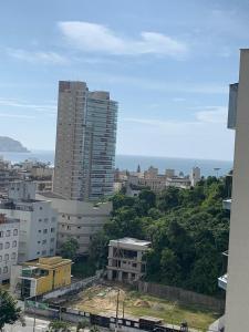 Apto no Guarujá de vista para o MAR! Praia Enseada!