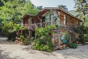 Хостел Kadir's Top Tree Houses, Олимпос