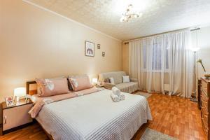 Уютные апартаменты У Москва-реки м. Марьино
