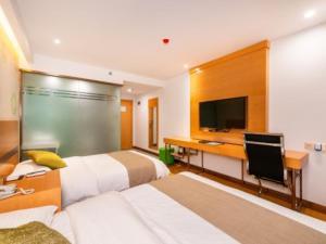 GreenTree Inn Huayin Huashan Scenic Area Xiyue Hotel