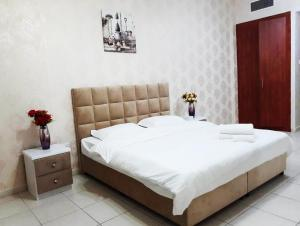 well furnished 1 bedroom in University view DSO - Dubai