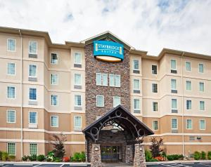 Staybridge Suites-Knoxville Oak Ridge, Отели - Ок-Ридж