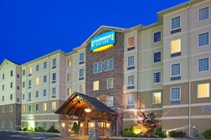 Staybridge Suites-Knoxville Oak Ridge, Отели  Ок-Ридж - big - 23
