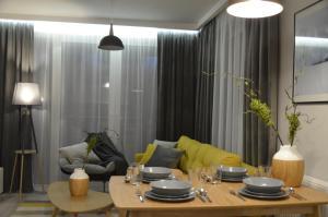 SŁOŃCE WODA LAS Apartament No11 Garaż