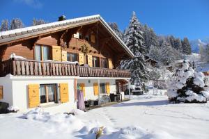 Chalet Le Slalom - Apartment - Arveyes