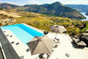Casal de Loivos Villa Sleeps 8 with Pool Air Con and WiFi Casal de Loivos
