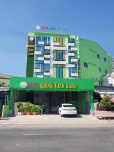 Khách Sạn Không Gian Xanh