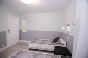 White Home Room