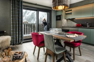Chalet Izia - Village Montana - Hotel - Val d'Isère