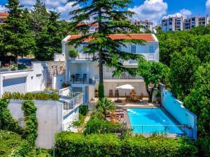 Chata Crikvenica Villa Sleeps 8 with Pool Air Con and WiFi Crikvenica Chorvátsko