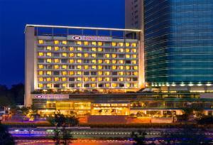 Crowne Plaza Ahmedabad City Centre, an IHG hotel