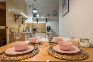 Apartament Tarasowy z SAUNĄ 5D Apartamenty