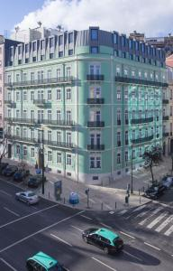 Holiday Inn Express Lisboa - Av. Liberdade, Hotels  Lisbon - big - 15