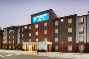 WoodSping Suites Washington DC East Arena Drive