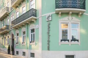 Holiday Inn Express Lisboa - Av. Liberdade, Hotels - Lisbon