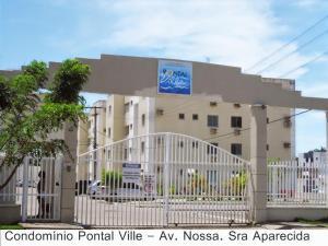 Apartamento no Condomínio Pontal Ville