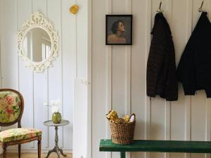 Tiny Bruges Master Bedroom