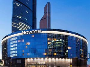 Отель Новотель Москва Сити, Москва