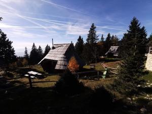 Chalet Gasparjeva Velika Planina