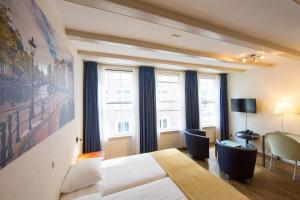 Hotel Residence Le Coin, Hotely  Amsterdam - big - 39