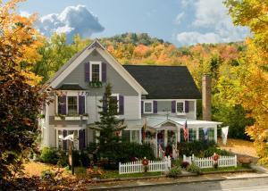 Phineas Swann Bed & Breakfast Inn - Accommodation - Montgomery Center