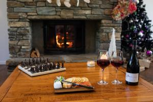 Maple Lodge Luxury Bed&Breakfast - Accommodation - Wanaka