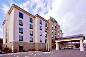 Holiday Inn Express & Suites Oak Ridge, Hotels  Oak Ridge - big - 20