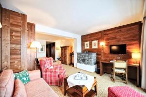 Hotel Haldenhof - Lech