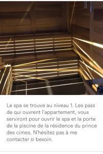 Le Refuge du Montagnard - Apartment - Arc 1950