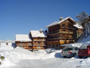 Le Troillet - Alpes-Horizon - Hotel - Méribel