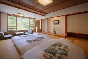 Oushuku Onsen Choeikan - Accommodation - Shizukuishi