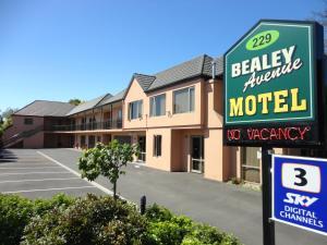 Bealey Avenue Motel - Christchurch