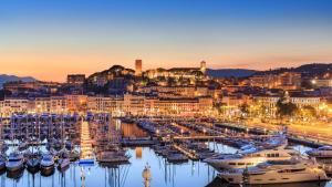 Wiwi, Apartmány  Cannes - big - 14