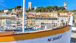 Wiwi, Apartmány  Cannes - big - 7