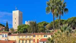 Wiwi, Apartmány  Cannes - big - 11