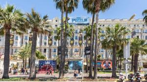 Wiwi, Apartmány  Cannes - big - 3