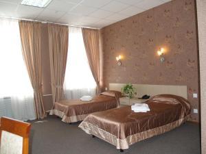 Hotel Samara Lux, Hotel  Samara - big - 42
