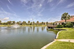 Remodeled St. Augustine Condo w/ Pool+Beach Access, Dovolenkové domy  Coquina Gables - big - 26