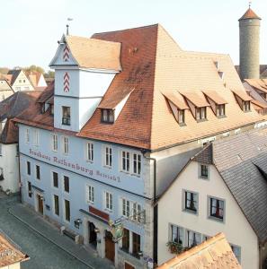 Hotel Altes Brauhaus - Eckartshof