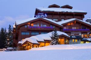 Accommodation in Courchevel