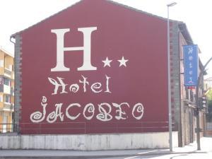 Hotel Jacobeo, Hotely  Belorado - big - 12