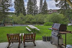 Condo on Fraser River Less Than 4 Mi to Winter Park Resort