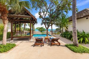 Aqua Vista 26 - Private Pool Villa Near The Beach