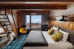 Chalet Alpen Valley Mont Blanc - Hotel - Combloux